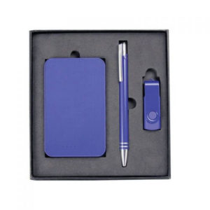 USB Power Bank and Pen Gift Set